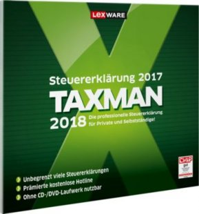 Lexware Software Taxman 2018