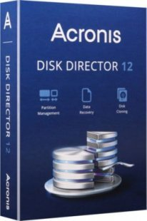 Acronis Software Disk Director 12 Home