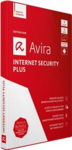 Avira Software Internet Security Plus 2018 1U DE