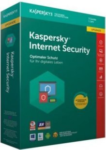 Kaspersky Internet Security Upgrade 3 User 1 Jahr