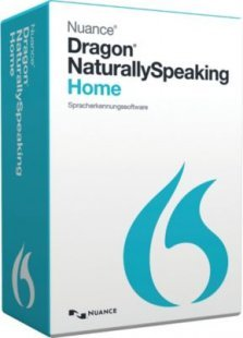 Nuance Software Dragon NaturallySpeaking 13 Home