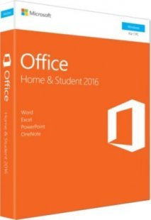 Microsoft Software Office Home & Student 2016