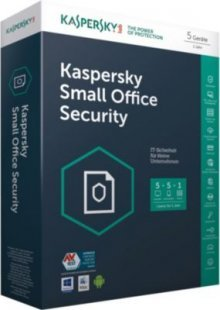 Kaspersky Software Small Office Security