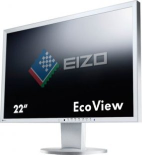 Eizo LED-Monitor FlexScan EV2216WFS3-GY