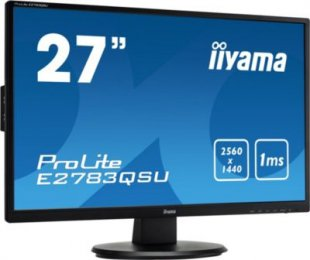 Iiyama LED-Monitor E2783QSU-B1