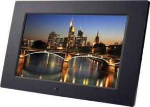 BRAUN DigiFrame 1060+4 GB, schwarz (10.1´´LCD+LED, 1024x600, 16:9, +Video+MP3)