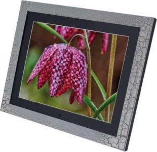 BRAUN DigiFrame 15 Vintage Black+White(15´´LCD+LED,1024x768,4:3,Video-FullHD+MP3+HDMI+AVIN)