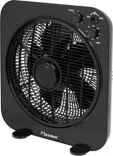 Bestron Ventilator Tischventilator ABOX12Z