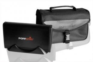 Poppstar Tasche für 3,5´´ externe Festplatte