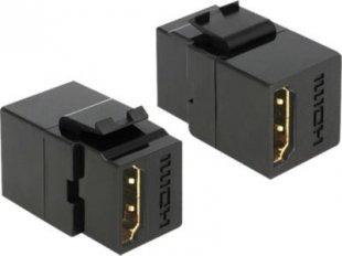 DeLOCK Netzwerk-Zubehör Keystone Modul HDMI Buchse > HDMI Buchse