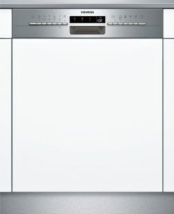 Siemens Einbau-Geschirrspüler int. SN536S01GE Edelstahl