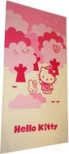 Hello Kitty Duschtuch Forrest Handtuch Frottee Badetuch 70x140 cm Saunatuch Pink