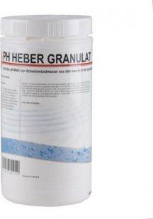 PH Heber PH Plus Granulat 1 Kg für Schwimmbadwasser