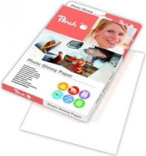 Peach Photo Glossy Papier A4 240 g/m2, 50 Blatt