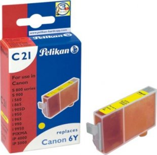 Pelikan Tinte C21 Gelb 339409