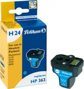 Pelikan Tinte H24 Cyan 354839