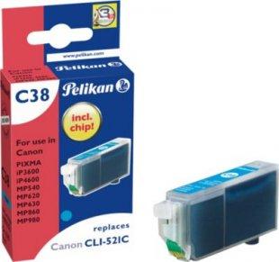 Pelikan Tinte C38 Cyan 4103253