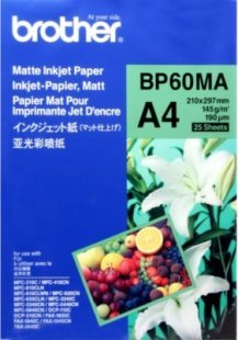 Brother Papier Inkjetpapier BP-60MA