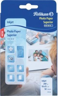 Pelikan Fotopapier Superior 10x15 (105999)