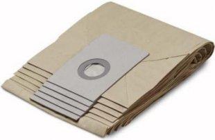 Kärcher Papierfiltertüten NT351 ( 5 Stück ) 6.906-101.0