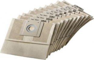 Kärcher Filter Papierfiltertüten für BV 5/1, 10 Stück