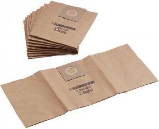 Kärcher Papierfiltertüten T 201 ( 10 Stück ) 6.906-118.0