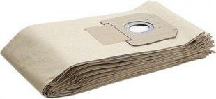Kärcher Papierfiltertüten NT 561/611+45/1+55/1 ( 5 Stück ) 6.904-208.0