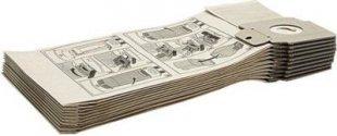 Kärcher Papierfiltertüten CV30/1 CV38/2 CV48/2 ( 10 Stück ) 6.904-294.0
