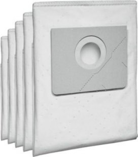 Kärcher Vliesfiltertüten NT35 + NT 361 (Pak.= 5 Stück) 6.907-479.0