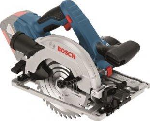 Bosch Akku-Handkreissäge GKS 18V-57 G ´´Clic-Solo´´ L-Boxx
