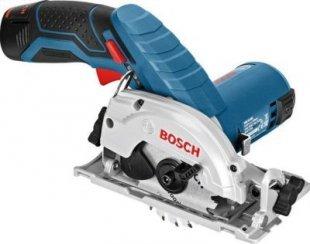 Bosch Akku-Handkreissäge GKS 10,8-LI/12V-26 ´´Clic-Solo´´ L-Boxx
