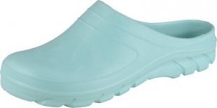 CAMPRELLA Damen Light Garten Clog, Limegrün