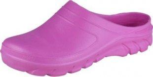 CAMPRELLA Kinder Phylon Clog, Pink/34/pink