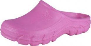 CAMPRELLA Damen Light Garten Clog, Pink/39 /pink