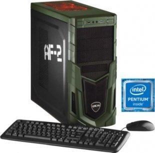 Hyrican Military Gaming PC 5716 Intel® G4600 8GB 1TB HDD GeForce® GTX 1050 Ti