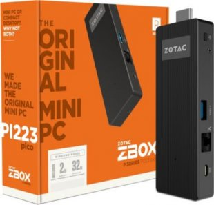 ZOTAC Komplett-PC ZBOX PI223