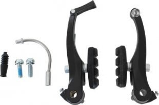 Power V-Bremse Vorne oder Hinten Set Aluminiumkörper inkl Zubehör