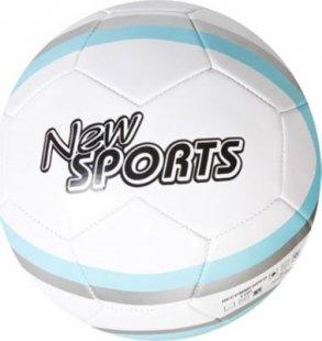 New Sports Fußball Attack, Größe 5, PVC, unaufgeblasen
