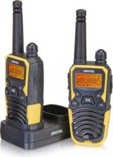 Switel WFT 5700 Profi spritzwassergeschütze Funkgeräte mit Leuchtdisplay