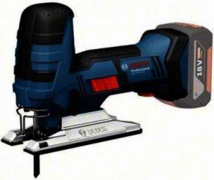 Bosch Bosch Akku-Stichsäge 06015A5101 GST18 V-Li S ´´Clic-Solo´´ L-Boxx