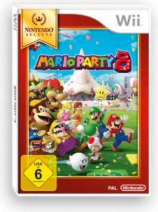 Mario Party 8 Selects (WII)