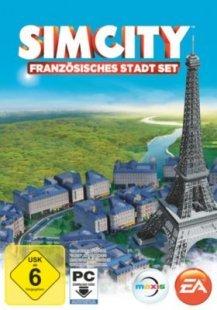 Sim City: Französisches Stadt Set (DLC only) (PC)