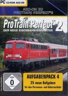 ProTrain Perfect 2 Aufgabenpack 4 (PC)