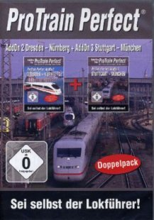 ProTrain Perfect Bundle 2 & 3 (Dresden - Nürnberg & Stuttgart - München) (PC)