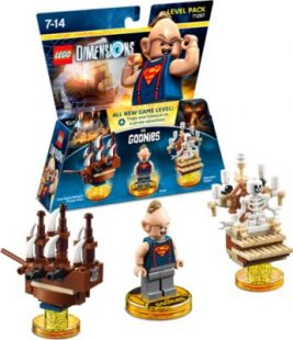 LEGO Dimensions Goonies Level Pack (WIIU PS4 XONE PS3 X360)