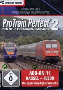 ProTrain Perfect AddOn 11 Kassel - Fulda (PC)