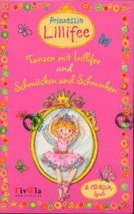 Tanzen mit Prinzessin Lillifee und Schmücken & Schminken (2CD&acutes) (PC)