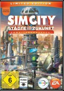 SimCity: Städte der Zukunft Erweiterungspack Limited Edition (DLC only) (PC)