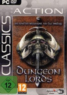 Dungeon Lords (Action Classics) (PC)