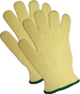 NIT-TOP Aramidhandschuhe Gr. 8 Hitzeschutz Handschuhe +250°C Schutzhandschuhe